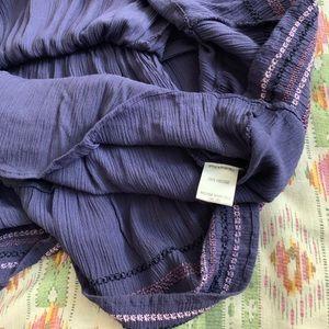 Parker Dresses - Parker Drew embroidered drop waist dress